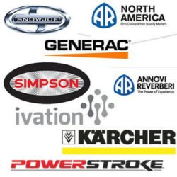 best pressure washer brands