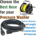 Best Pressure Washer Hoses: Choose the Best Hose for you!