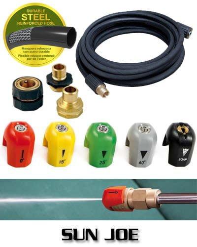 Sun Joe Spx4001 2030 Psi 1 76 Gpm 14 5 Amp Pressure Washer