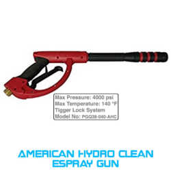 American Hydro Clean PGQ38-040-AHC