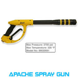 apache pressure washer spray gun