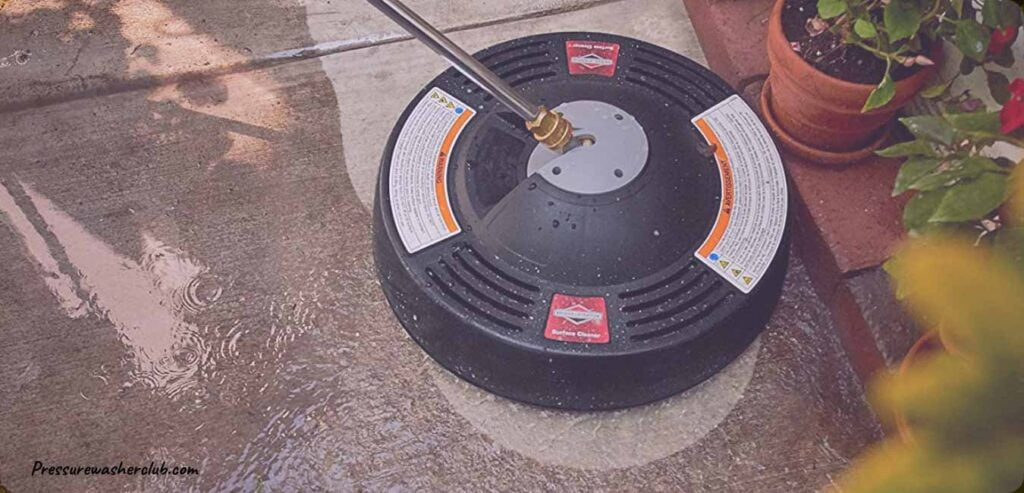 best surface cleaner for pressure washer