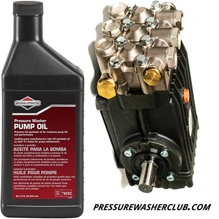 What Kind of Oil Does a Pressure Washer Use