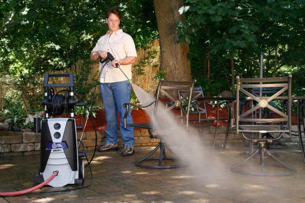 ar390ss pressure washer
