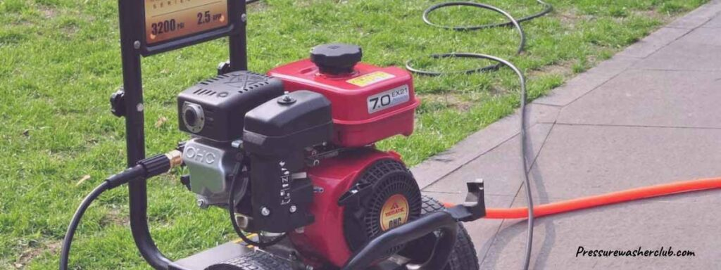 how to keep pressure washer hose from kinking